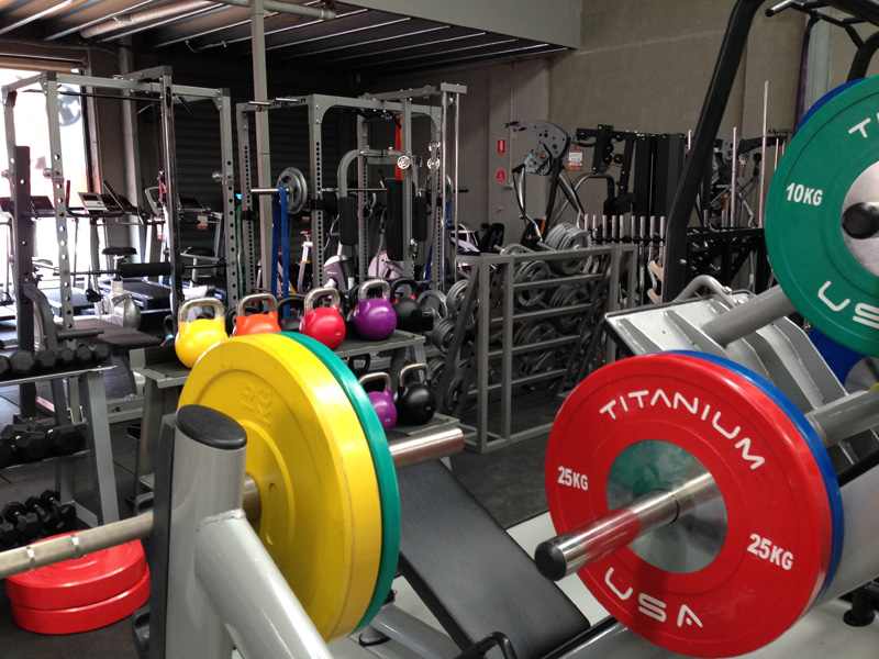 Thinking about starting up your own gym?