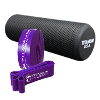 Foam Rollers & Power Bands