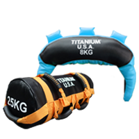 Power bags & Bulgarian bags