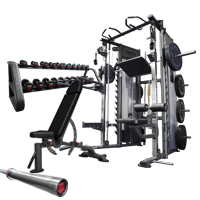 Functional Smith Machine Packages
