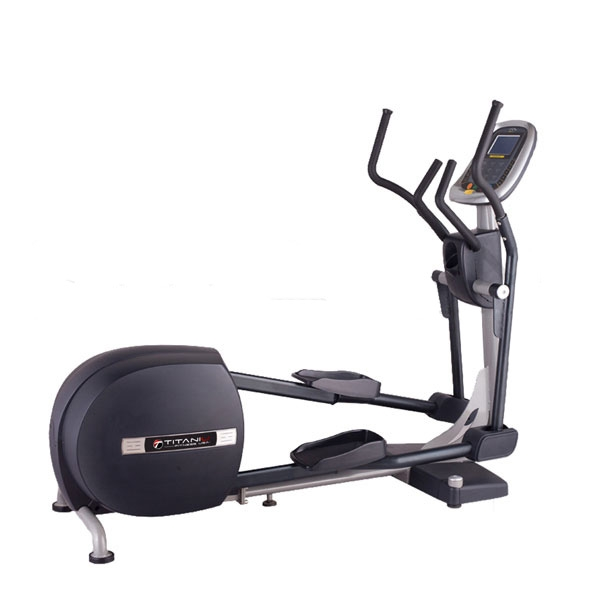 TITANIUM USA CS8809EL TOUCH CONSOLE COMMERCIAL ELLIPTICAL