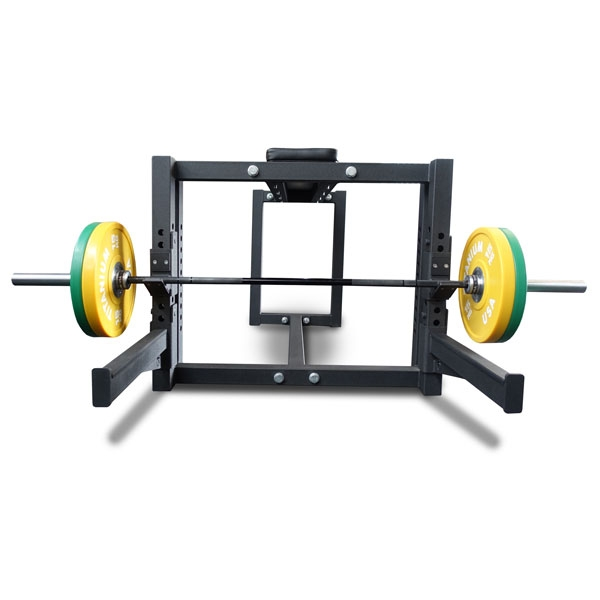 TITANIUM USA COMPETITION SERIES PRONE ROW - PULL UP BENCH