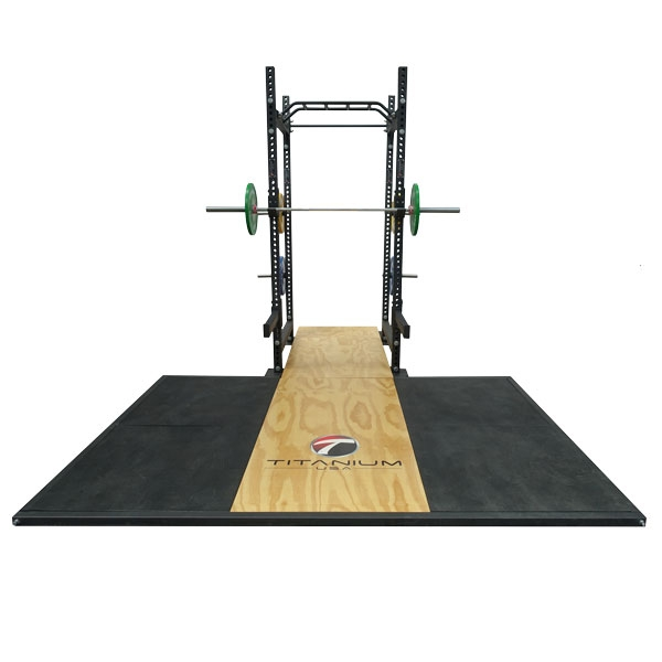TITANIUM USA COMPETITION SERIES POWER RACK