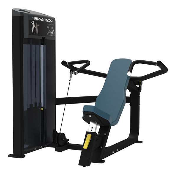 TITANIUM USA ULTRA SHOULDER PRESS IF9312