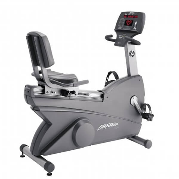 cdae823bc75 LIFE FITNESS 90R RECUMBENT BIKE - FULLY RECONDITIONED